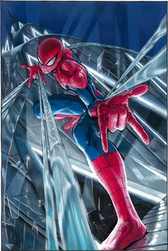 Marvel Comics has unveiled a new Iron Man comic, named a new creative time, and verified who is in the armor. Marvel Comics, Marvel Fanart, Comics Spiderman, All Spiderman, Spiderman Kunst, Hq Marvel, Bd Comics, Amazing Spiderman, Marvel Heroes