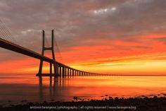 @ Ponte Vasco da Gama, Lisboa by António Laranjeira on 500px