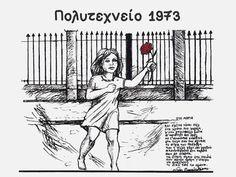 Πολυτεχνείο - 17η Νοέμβρη 1973 - YouTube Education, Memes, Movie Posters, Youtube, Film Poster, Popcorn Posters, Educational Illustrations, Learning, Billboard