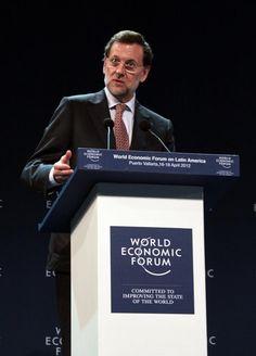 World Economic Forum on Latin America 2012 at PV