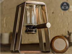 Trinity ONE – Une machine à café au design épuré
