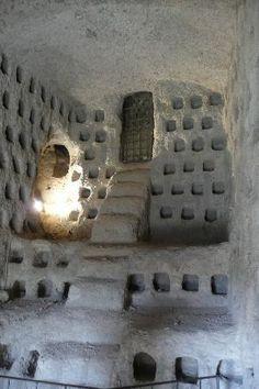 Orvieto, Italy ~ Orvieto Caves