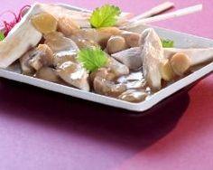 Poulet au gingembre léger (facile, rapide) - Une recette CuisineAZ