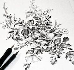 #artmagazine #artwork #artgalery #worldofartists #art_spotlight #sketch_daily #flowers #drawing #artgalaxies #whichinkilike: