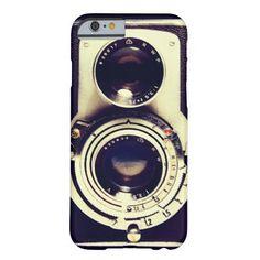 Vintage Camera iPhone 6 Case