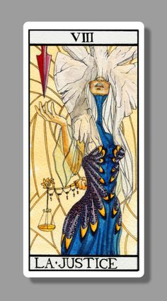 143 Best Justice images in 2017 | Cards, Justice tarot