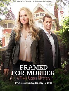 "Hallmark: A Fixer Upper Mystery ""Framed For Murder"""