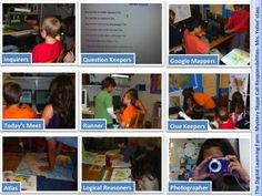 Mystery Skype in action - Student jobs