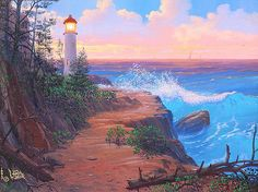 Alluring elements of the ocean. Artist Loren Adams. - Форум по искусству и инвестициям в искусство