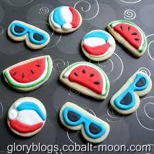 Resultado de imágenes de Google para http://cdn-ediblecrafts.craftgossip.com/files/2011/05/summercookies1.jpg