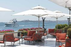 Four Seasons Istanbul at the Bosphorus (Istanbul, Turkey)
