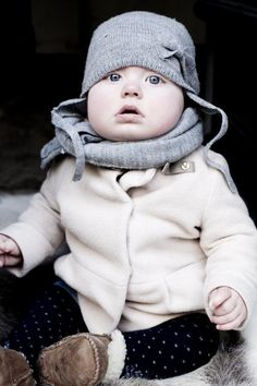 Baby fashion love this