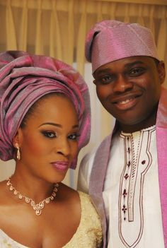 Wale & Fola Sofowora - Welcome to Our Traditional Wedding