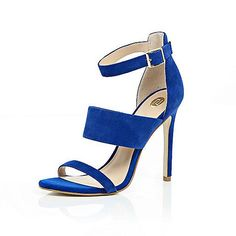 river island blue shoes - Google Search