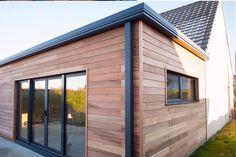 Extension Bois de Maison et Studio de Jardin | MD-Concept