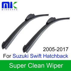 GRAND VITARA SUV Apr 2005 Onwards Windscreen Wiper Blade Set 3 x Blades Front and Rear Blades