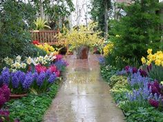 Hidden Lake Gardens: Paradise in a Park! Year-Round Indoor & Outdoor Beauty! MSU's 750+ acre arboretum! www.hiddenlakegardens.org