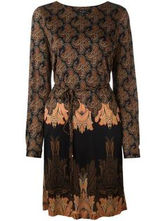 Robe hiver Etro / 30 robes à la faveur de l'hiver / Fashion / Winter / Dresses