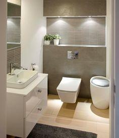 Modna mała łazienka - funkcjonalnie i z klasą