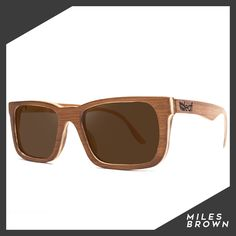Handcrafted Wooden Sunglasses Leaf | Produced with certified Woods | Carl Zeiss Lenses | Flexible Hinges | FREE WORLDWIDE SHIPPING!