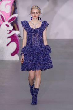 Ryan Lo Fall 2016 Ready-to-Wear Fashion Show