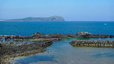 "Jeju Island is also known as the ""Island of the Gods."" It is a very popular vacation spot for Koreans"