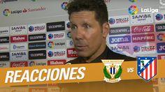 """Simeone: """"Estuvimos buscando el gol pero no ha llegado"""""""