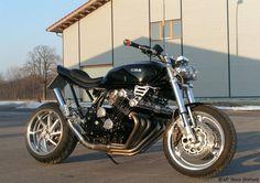 Honda CBX   honda cbx 1000 pro link