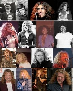 Robert Plant a Progression of Time