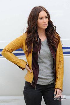 Sopitas.com » Así se ve Megan Fox como April O'Neil en la nueva película de las Tortugas Ninja