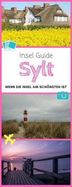 Seit über 17 Jahre lebe und arbeite ich auf Sylt. Seit über 2 Jahren gibt es unseren Blog nun und seither überlege ich, was für einen Beitrag ich über meine Wahlheimat Sylt schreiben kann. Im Rapsfeld zwischen Munkmarsch und Keitum kam mir beim Fotografieren die Idee: Ich zeige dir mit meinen Fotos die schönen Seiten der Nordseeinsel Sylt. #Sylt #InselSylt #Deutschland #DeutschlandReise