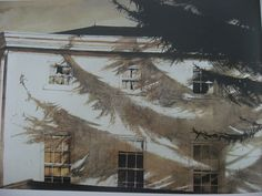 Andrew Wyeth, Tree House, 1982