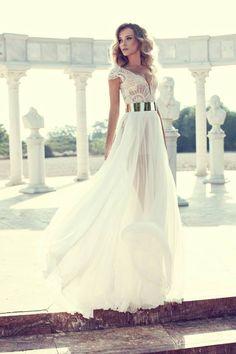 Wedding dress Julie Vino!