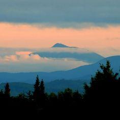 Camels Hump is Vermont's third highest peak.