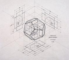 Rafael Araujo - Fibonacci Dodecahedron