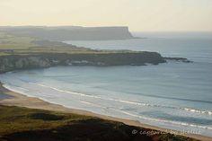 White Park Bay, Co Antrim, Northern Ireland