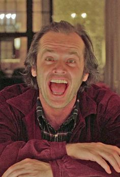 Jack Nicholson in 'The Shining' (1980)