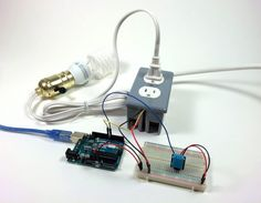 Turn Any Appliance into a Smart Device with an Arduino Controlled Power Outlet