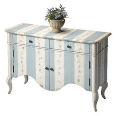 I pinned this from the Country Charm - Rustic & Farmhouse-Inspired Furniture event at Joss and Main!