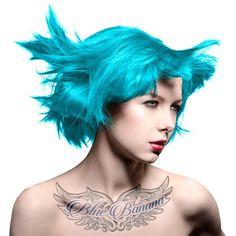 Manic Panic Amplified Semi Permanent Colour Hair Dye  (Atomic Turquoise)
