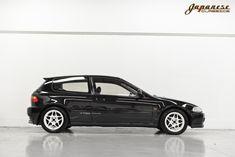 Japanese Classics | 1991 Civic EG6 SiR