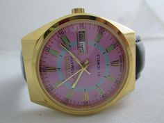 100% AUTHENTIC VINTAGE CITIZEN AUTOMATIC 21 JEWELS FOR MENS WEARING JAPAN MADE