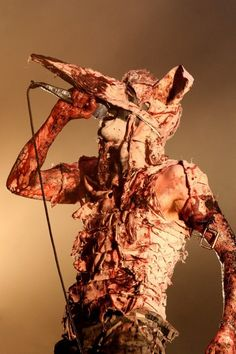 Lady Gaga has nothing on some good ol' Skinny Puppy.