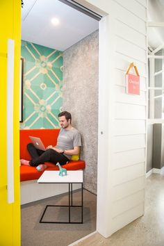 Have a look inside the new Airbnb office in Sydney