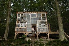Nick-and-Lilah-window-cabin