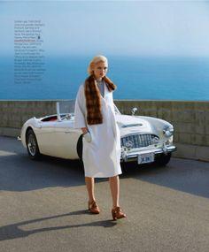 visual optimism; fashion editorials, shows, campaigns & more!: the new romantics:.