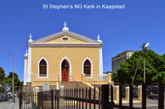 Cape Town South Africa, Church Building, Travel Info, Old Buildings, Mansions, House Styles, World, Cathedrals, Mansion Houses