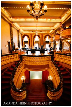School of Art Institute Ballroom is a PERFECT Chicago venue for weddings - so classic!!