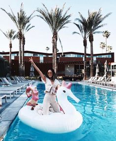 Aimee of Song of Style attends Coachella parties in pieces from House of Harlow, Tularosa, and NBD.