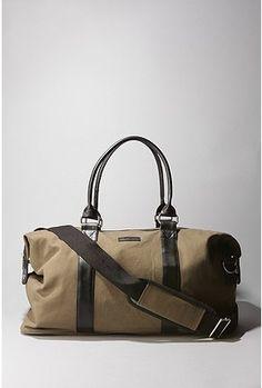 c8f97756374e Ben Sherman Canvas Duffel - Urban Outfitters